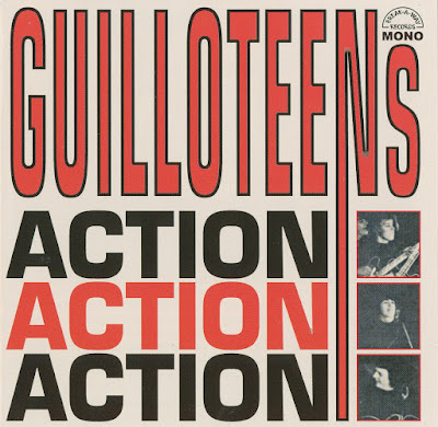 The Guilloteens – Action! Action! Action!