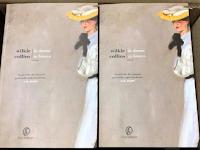 Logo Vinci gratis una copia del romanzo ''La donna in bianco'' di Wilkie Collins