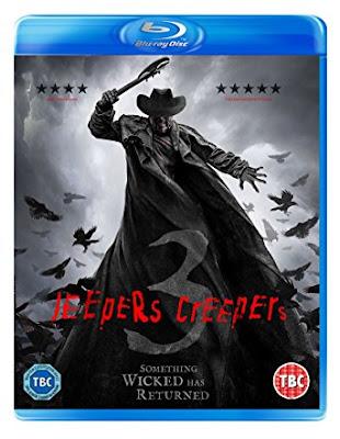 Jeepers Creepers III 2017 Eng 720p BRRip 450Mb ESub HEVC x265