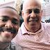 Nego do Borel faz culto em casa com cantor gospel Mattos Nascimento