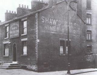 Union Arms Bullock Street Bolton