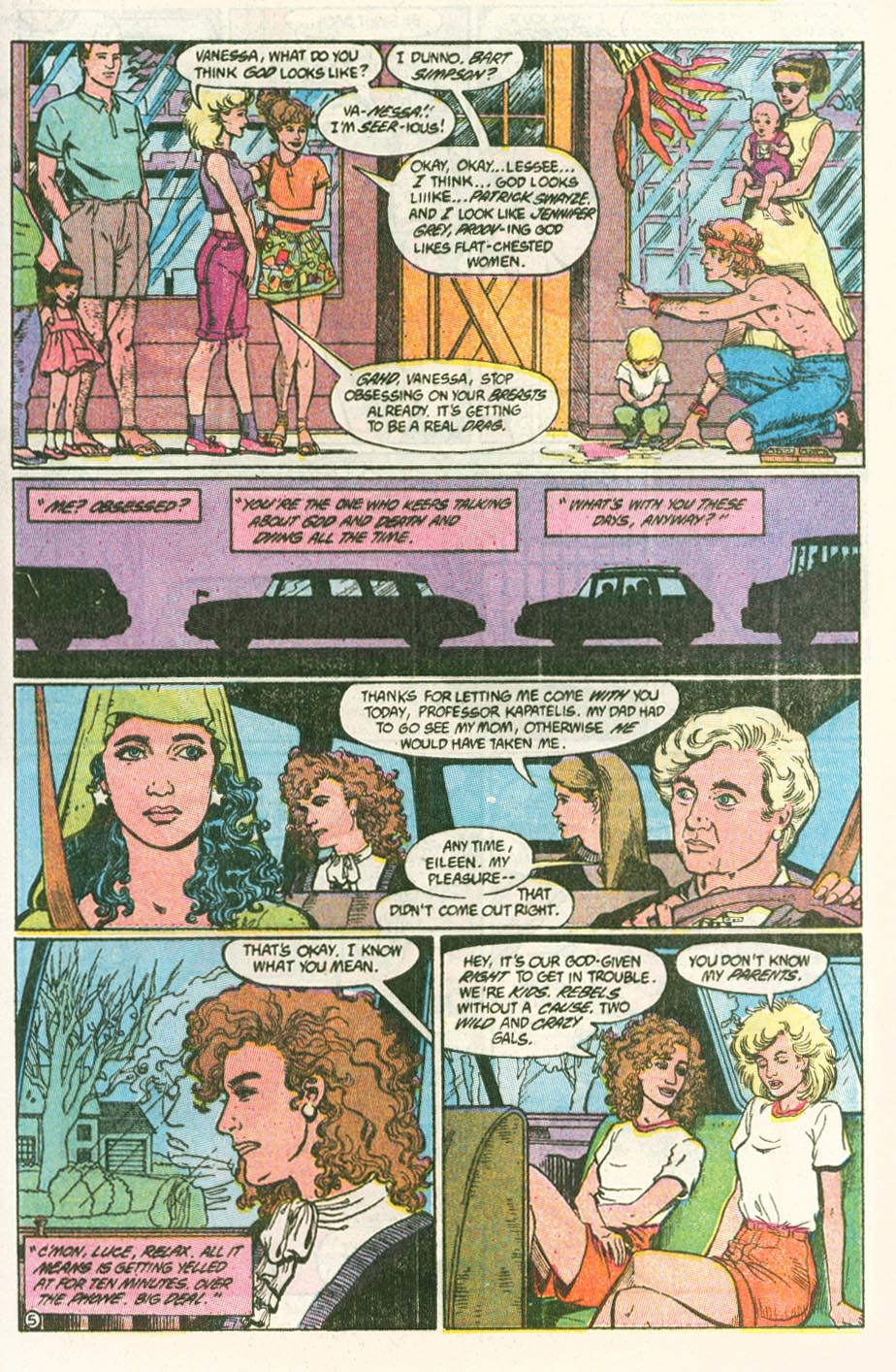 Read online Wonder Woman (1987) comic -  Issue #46 - 6