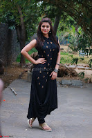 Actress Yamini Bhaskar in a Tight Black Sleeveless Dress ~  Exclusive 35.JPG