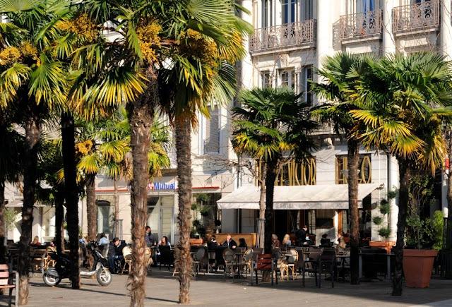 Valence, pleintjes