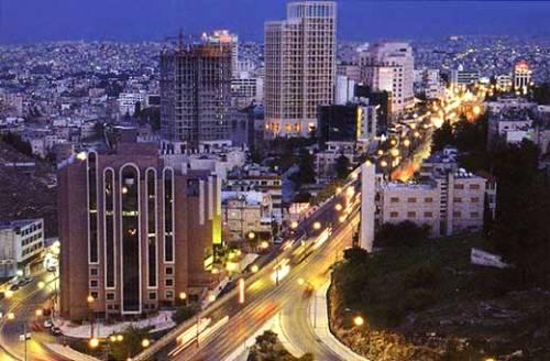 Amã, Capital da Jordânia
