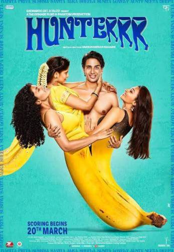 Hunterrr 2015 Hindi Movie Download