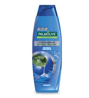 Palmolive Naturals Anti-Dandruff Shampoo 350 ML