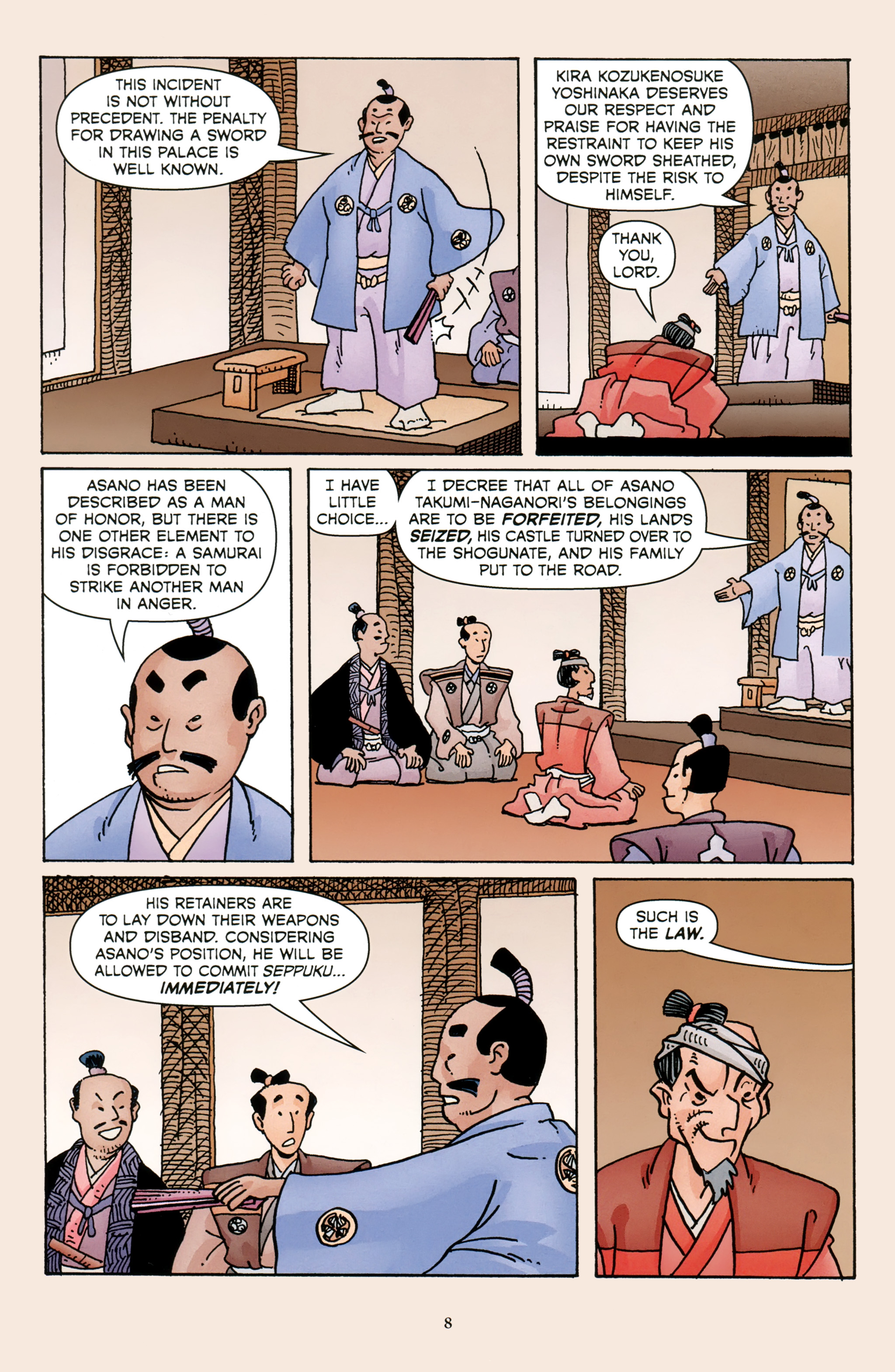 47 Ronin 2 Page 9