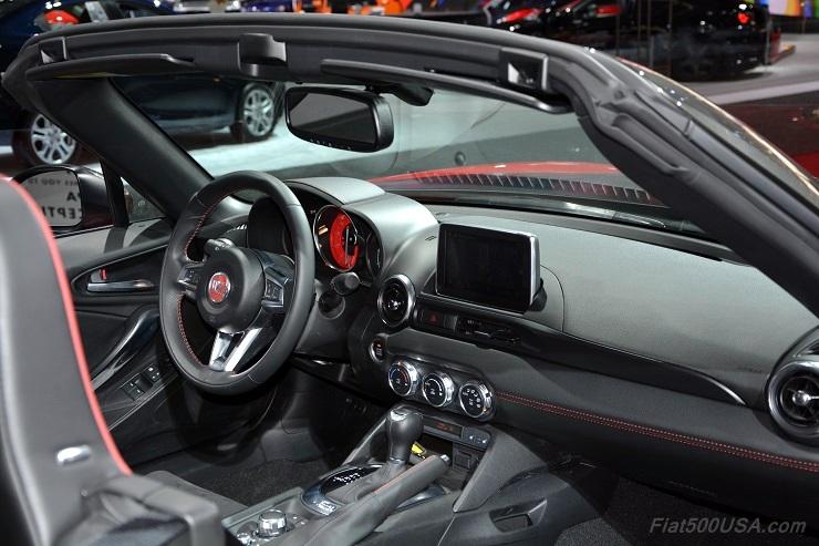 Fiat 124 Spider Abarth Announced Fiat 500 Usa