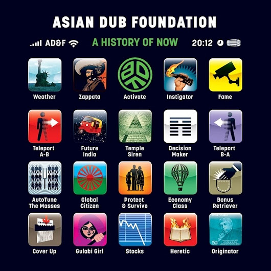 PHOTO VIDEO: A History of Now - Asian Dub Foundation