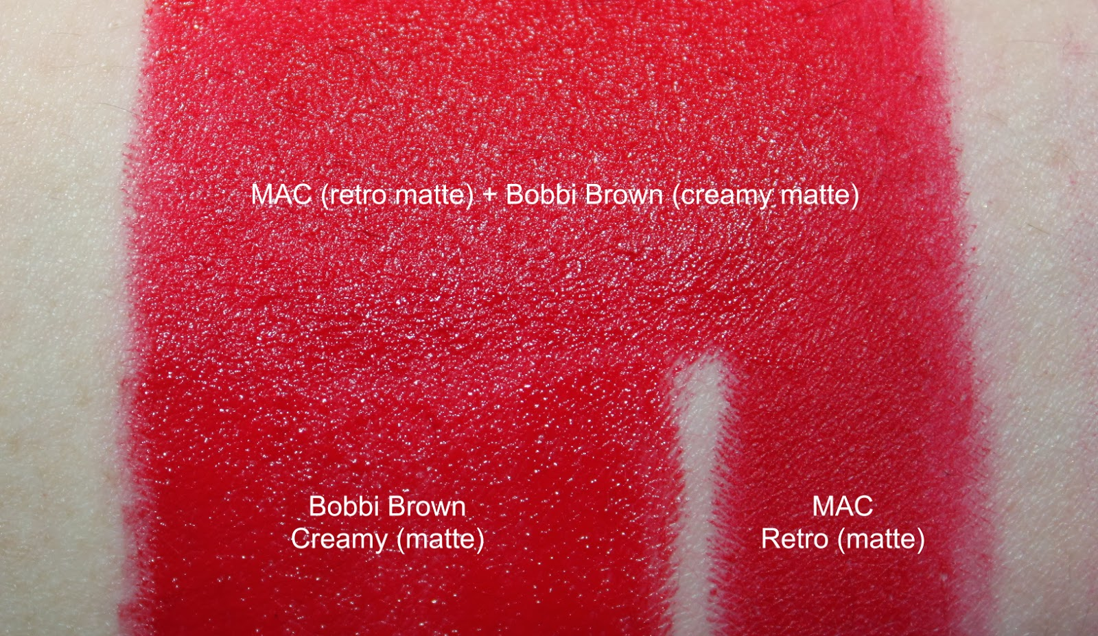best matte lipstick creamy bobbi brown swatch product review