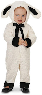 Lamb Costume on PartyBell.com