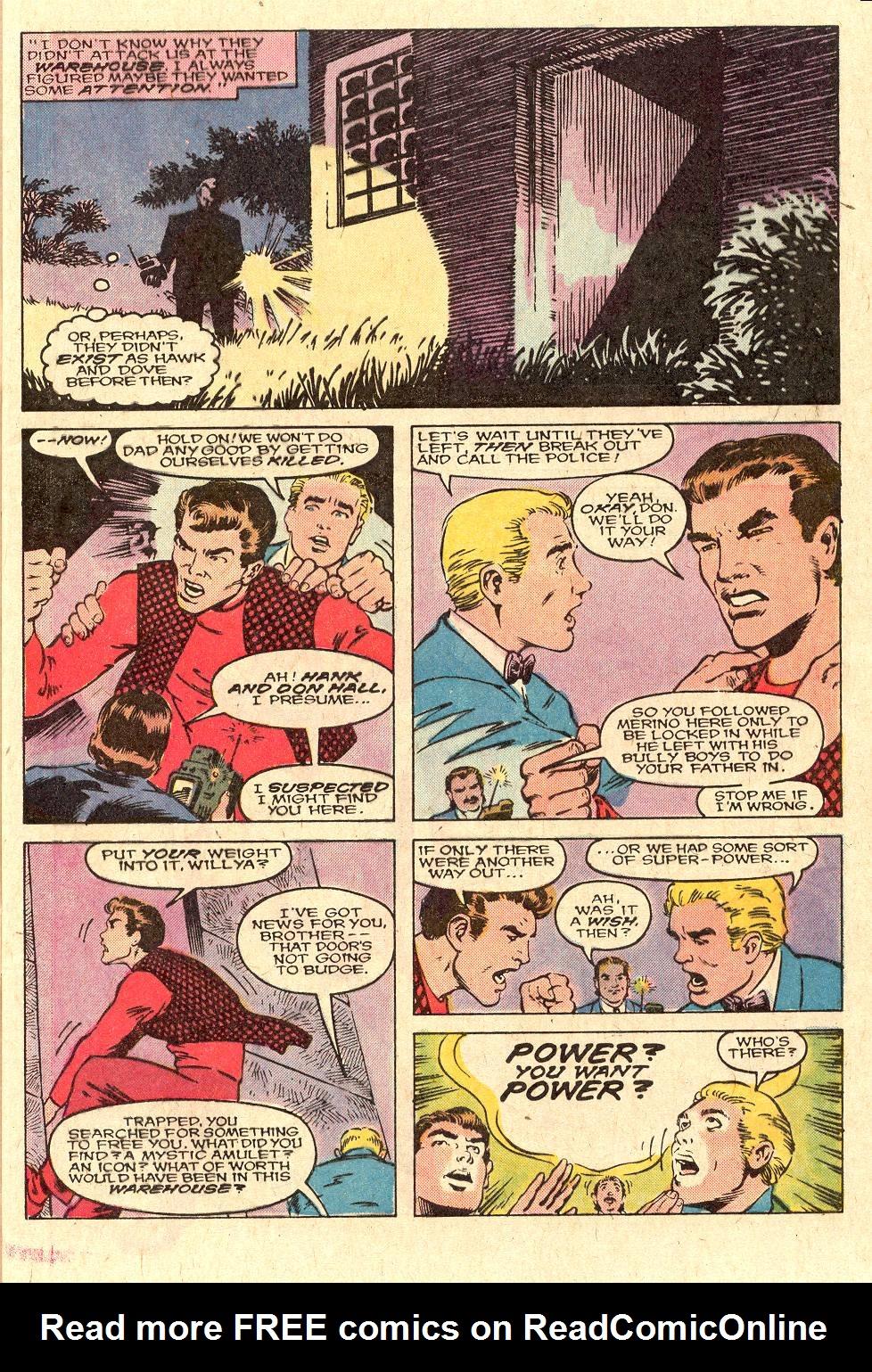 Read online Secret Origins (1986) comic -  Issue #43 - 6