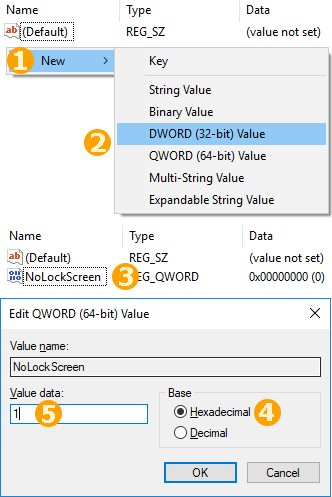 Non-Aktifkan Lock Screen di Windows 10