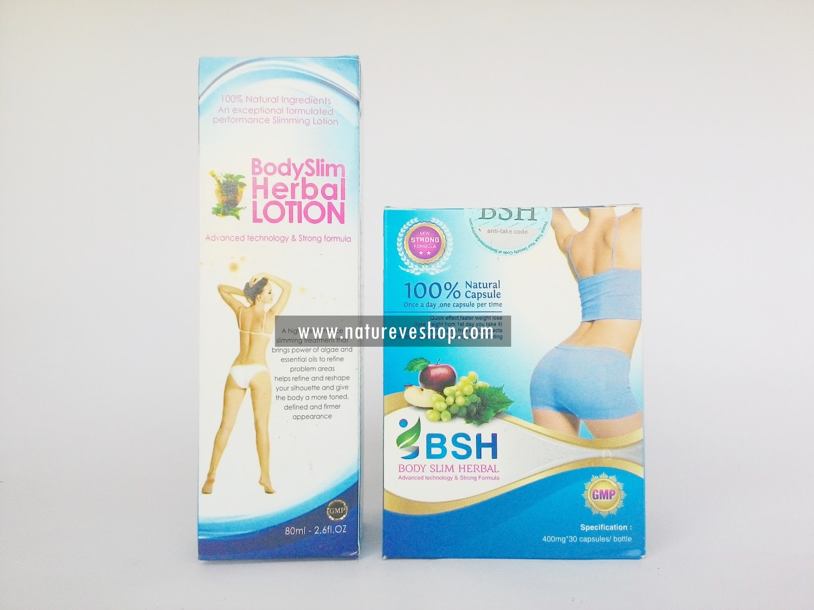 Turunkan Berat Badan dengan Paket Pelangsing BSH