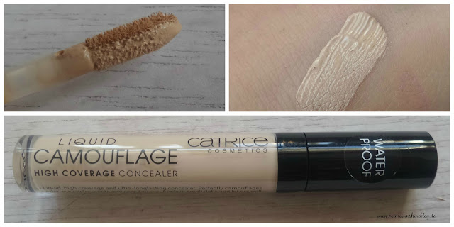 "Catrice Liquid Camouflage High Coverage Concealer ""020 Light Beige"""