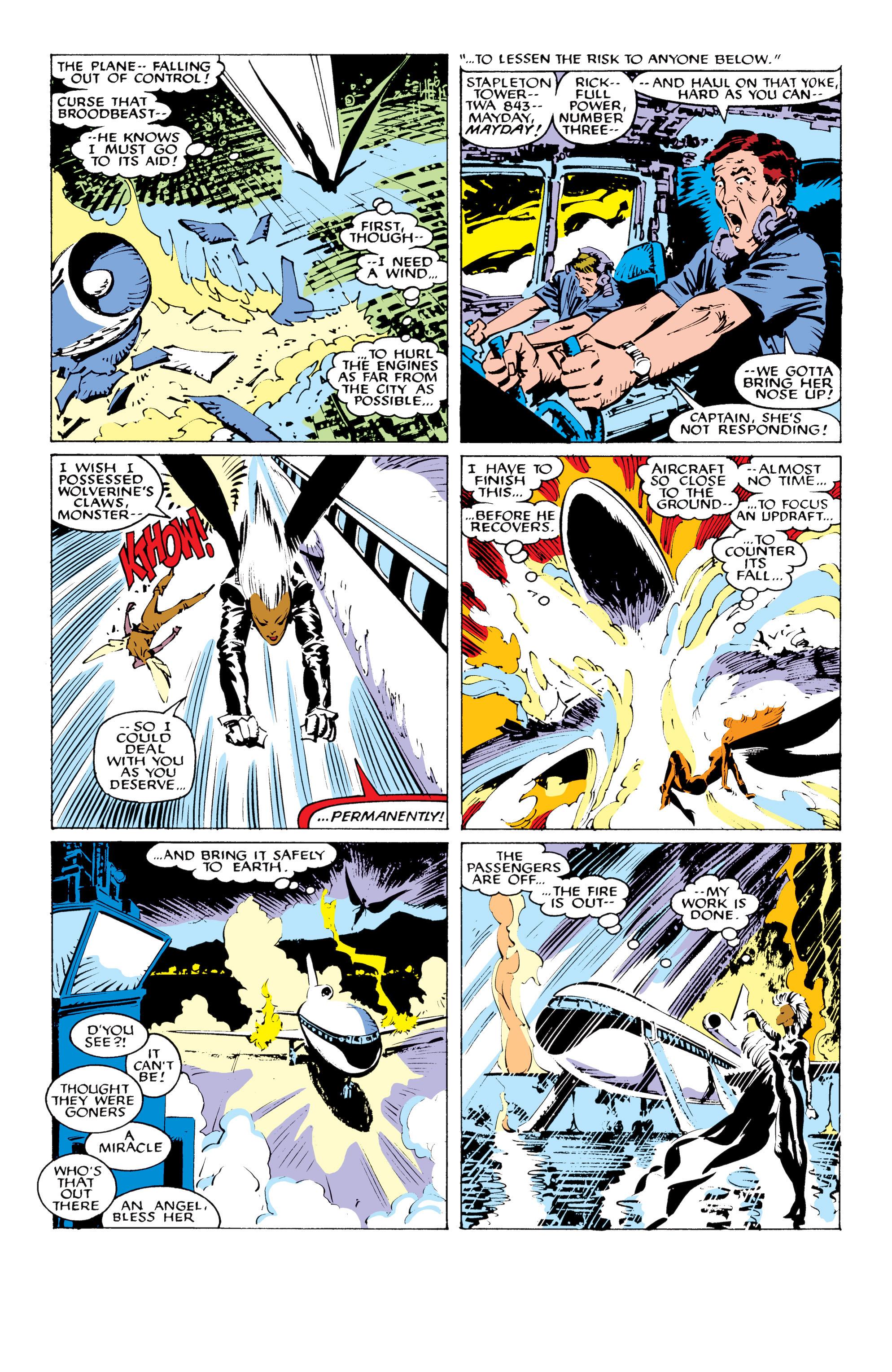 Read online Uncanny X-Men (1963) comic -  Issue #233 - 14