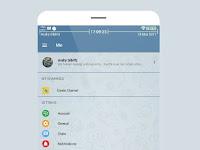 BBM Mod Telegram Android Terbaru v3.3.1.24 Gratis versi Clone dan Not Clone