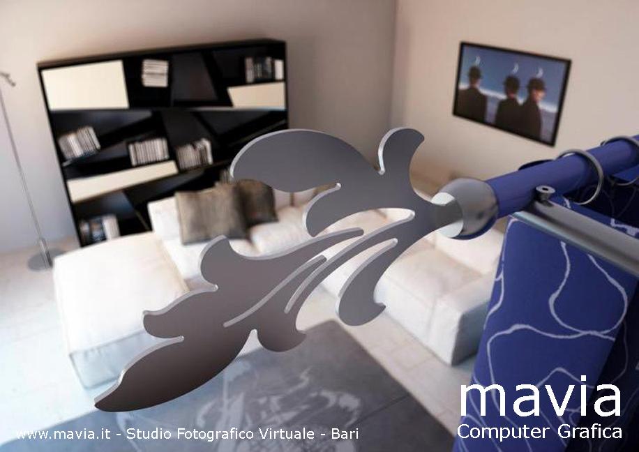 Arredamento di interni ambienti virtuali 3d living room Ambienti interni moderni