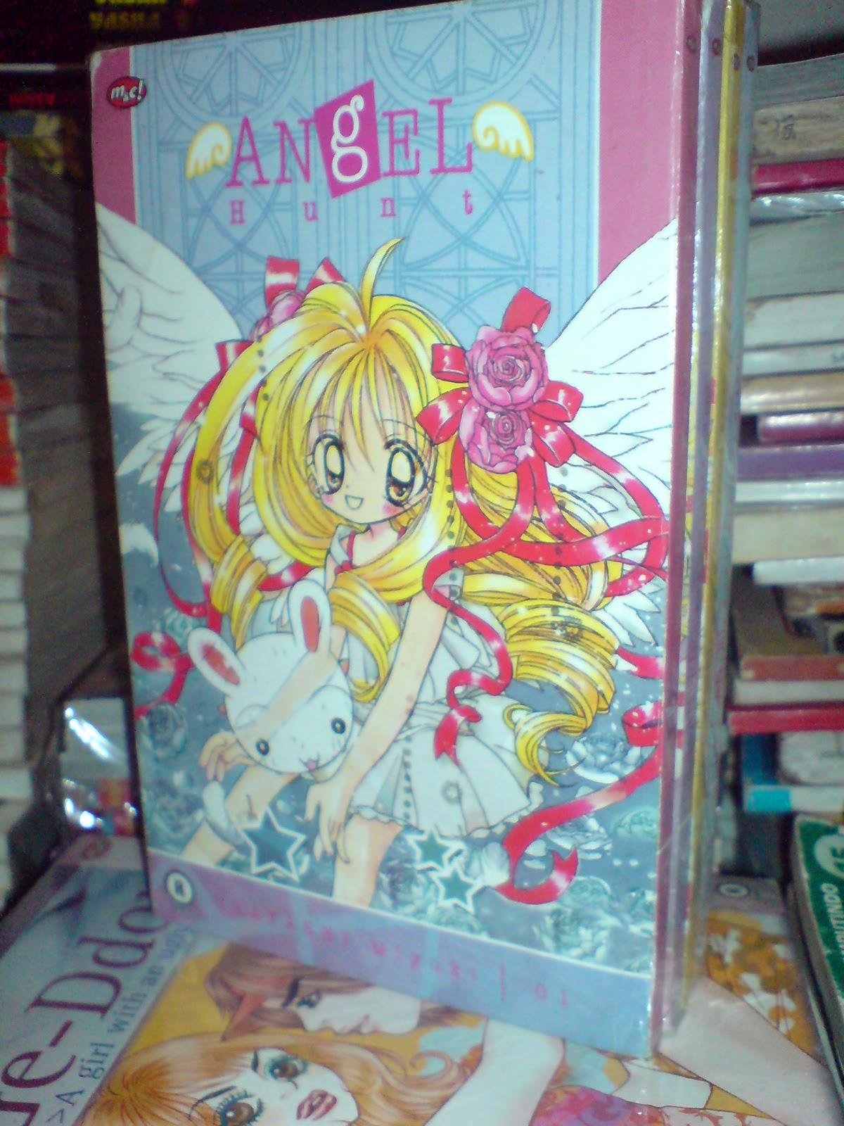 Komik Jepang Bekas Murah Angel Hunt 1 4