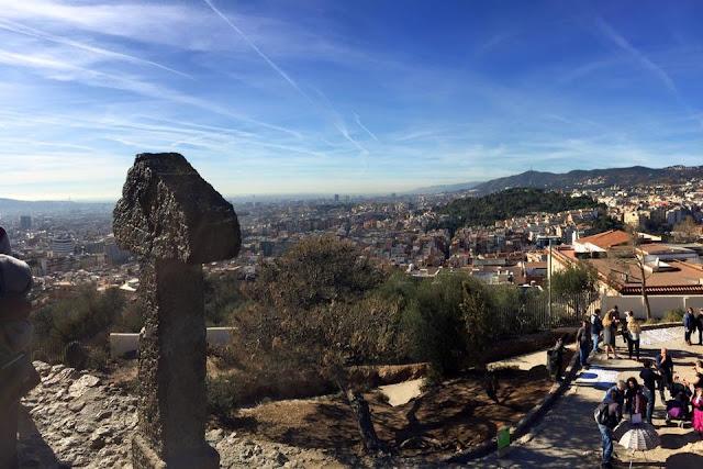 Park Guell Spain