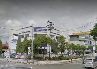 Lokasi ATM BRI Setor Tunai SAMARINADA
