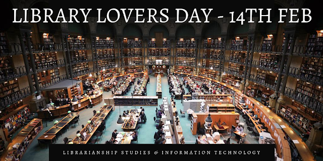Library Lovers' Day