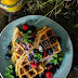 Belgian Waffles with Coconut Flour