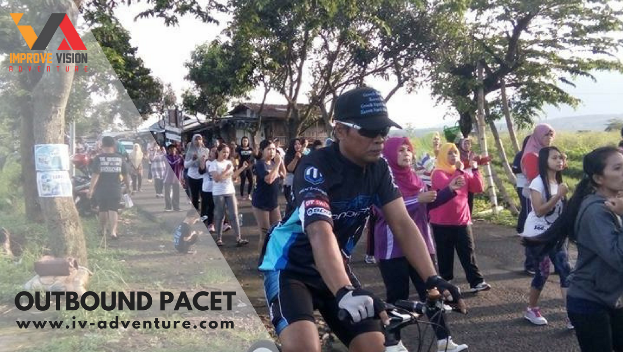Outbound Pacet - Car Free Day Pacet