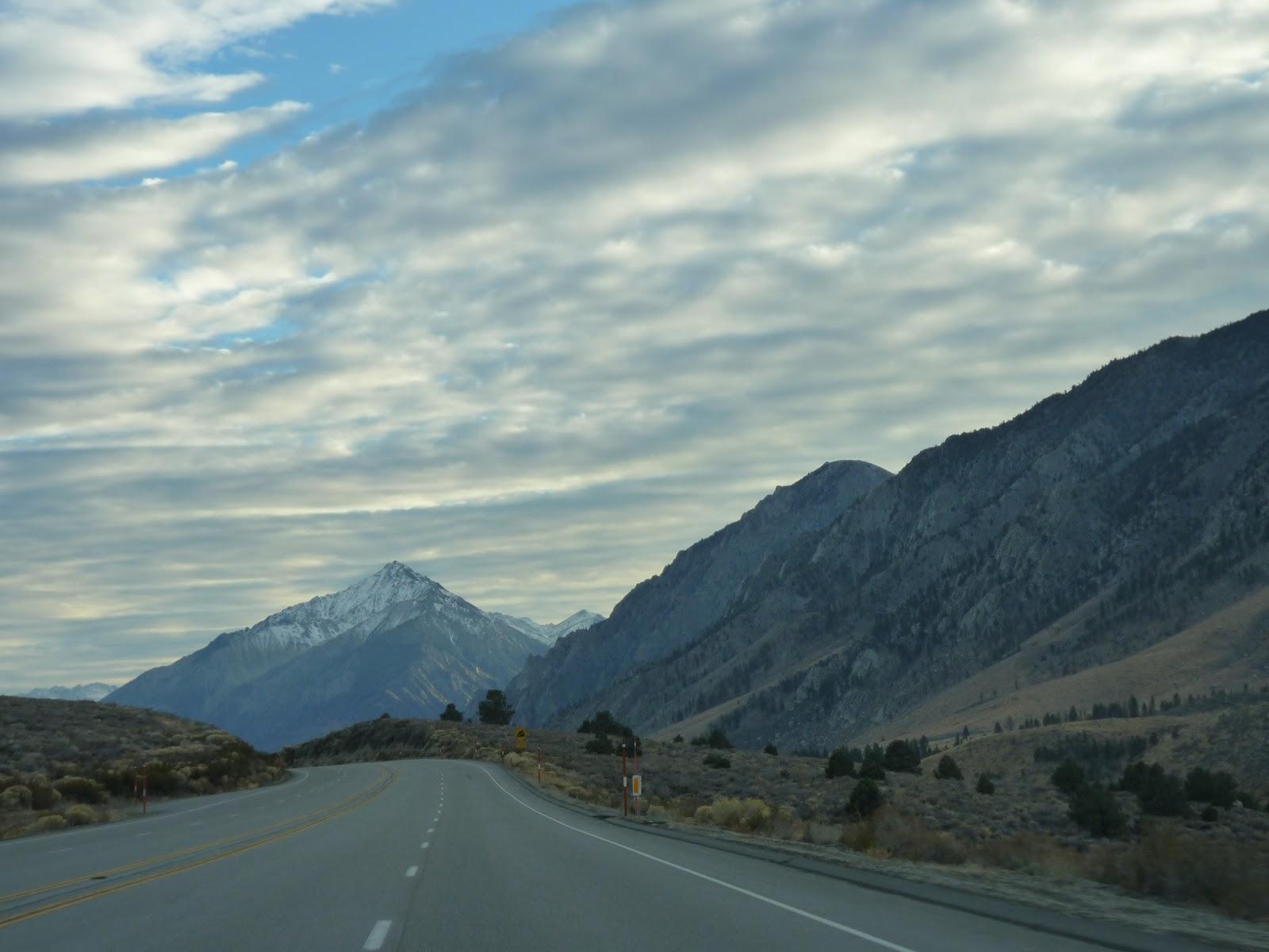Sur la route, Californie