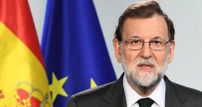 Mariano Rajoy y el Presidente del Gobierno