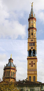Nostra Signora del Suffragio: The church's bell tower is the fifth tallest building in Turin