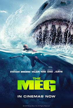 The Meg 2018 Hindi Dubbed 300MB Movie HDRip 480p