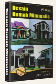 Kumpulan Desain Rumah Minimalis KOMPLIT !!