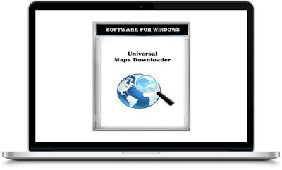 Universal Maps Downloader 9.37 Full Version