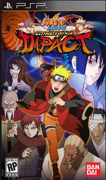 Download Naruto Shippuden Ultimate Ninja Impact PSP PPSSPP