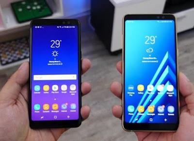 Berikut Perbedaan Samsung Galaxy A6 dengan Galaxy A6+