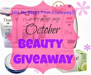 October Beauty Giveaway *CLOSED*