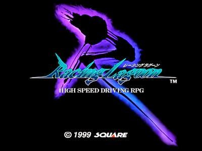 Racing Lagoon PS1 ISO - Download Games Area51