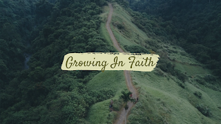 Growing in faith - Isika Emmanuel