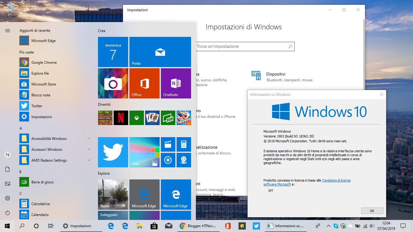 Feature-in-discusiione-windows-10-may-2019-update
