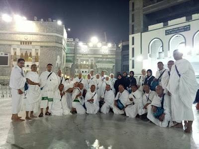 Ziarah Haji dan Umroh Mendapatkan Sarana dan Prasarana Berstandar Tinggi