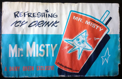 Dairy Queen Refreshing Icy Drink, Mr. Misty