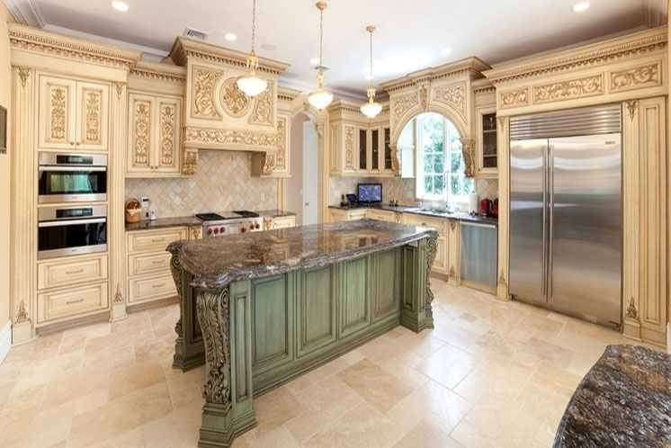 Premade Kitchen Cabinets Corner Booth Seating Simplifying Remodeling: Confidential: The Case For ...