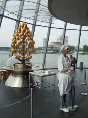 chocolat, Cologne, musée du chocolat