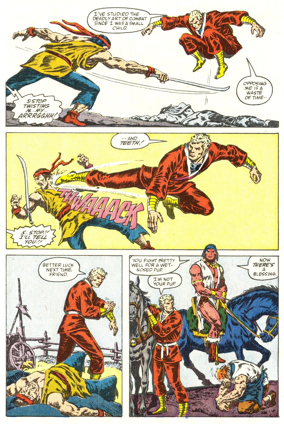 Conan the Barbarian (1970) Annual_11 Page 23