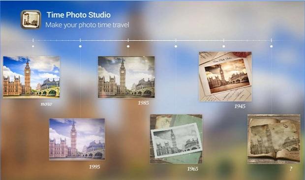 اضافة تأثيرات قديمة للصور