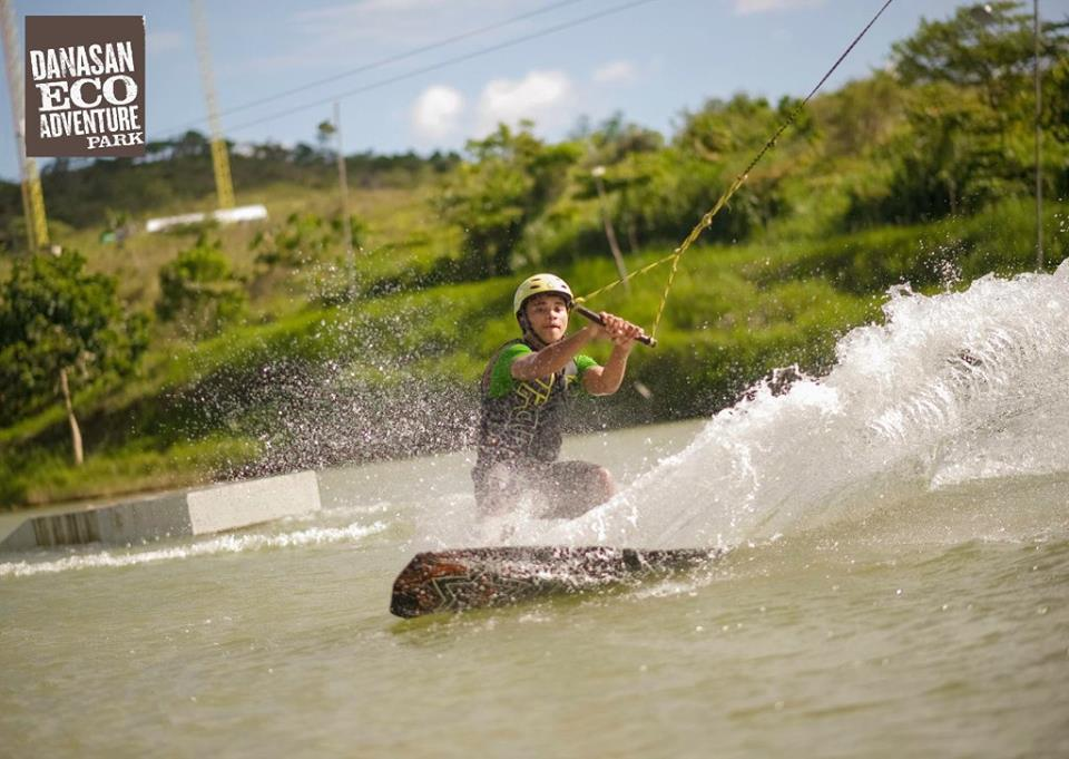 Danasan Eco Park – Test Your Adventurous Side Danao City Cebu wake boarding