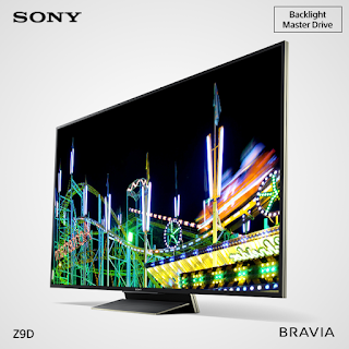 Sony brarvia led tv