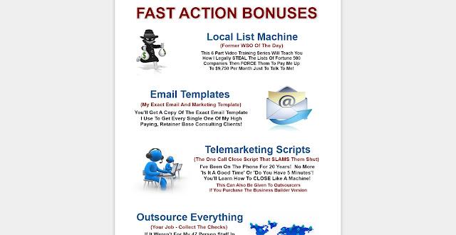 Bonuses for Auto Offline Client 2.0